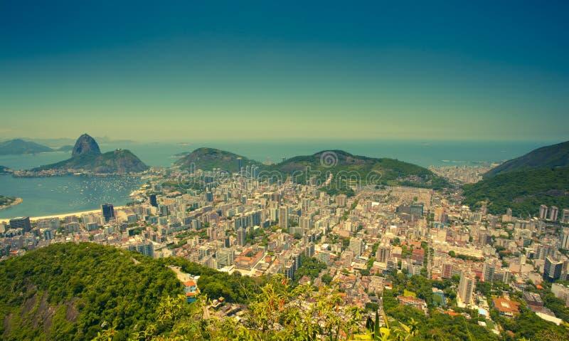 Rio de Janeiro el Brasil fotografía de archivo libre de regalías
