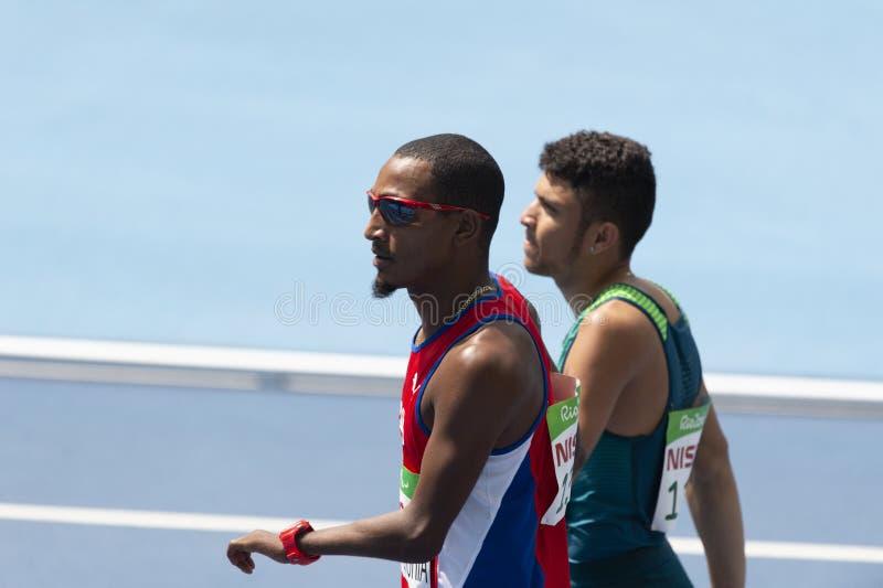 Rio de Janeiro 2016 f?r Paralympic lekar royaltyfri bild