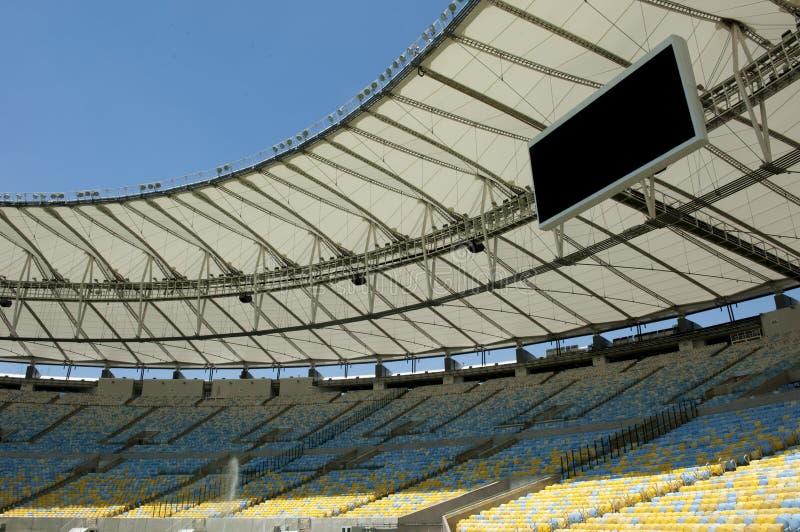 Rio de Janeiro. Maracana Football Stadium, Rio de Janeiro royalty free stock images