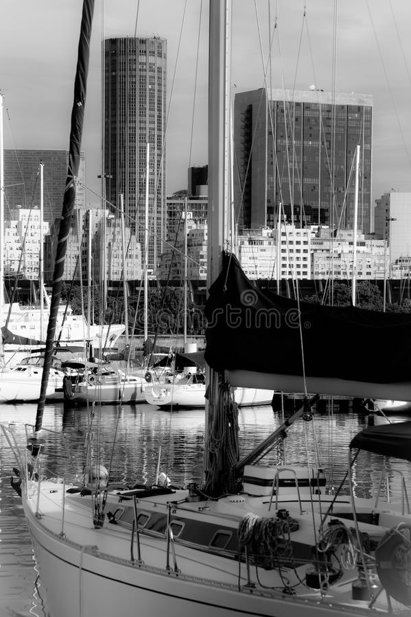 Rio De Janeiro Marina Royalty Free Stock Image