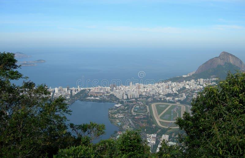 Rio De Janeiro Panorama Stock Photos