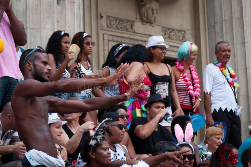 Rio de Janeiro Street Carnival photos stock