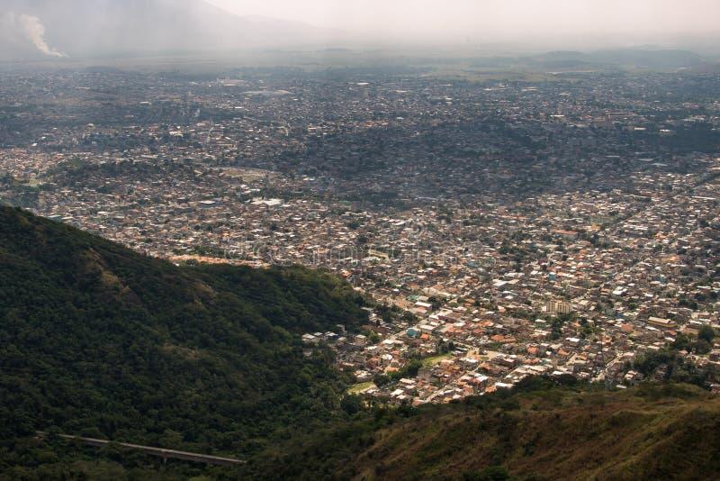 Rio de Janeiro Suburbs stock fotografie