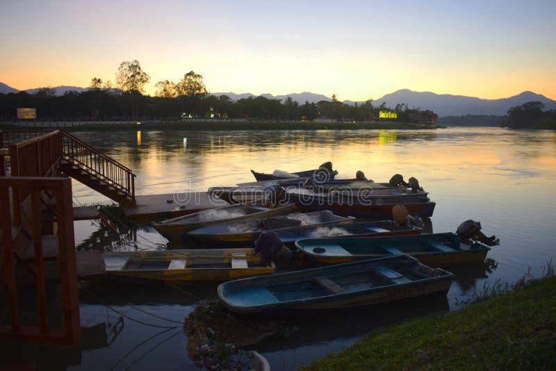 Rio de Perak fotos de stock royalty free