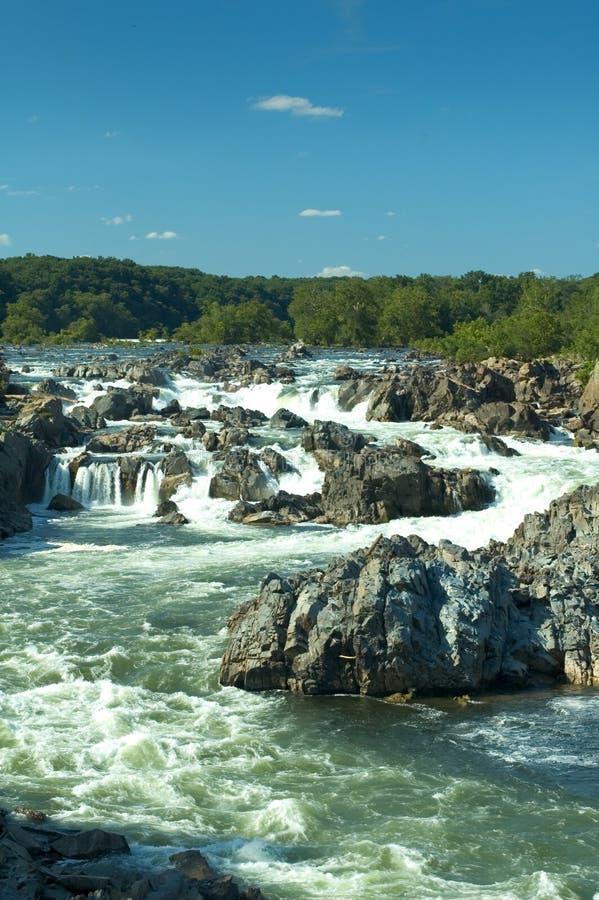 Rio de Potomac foto de stock