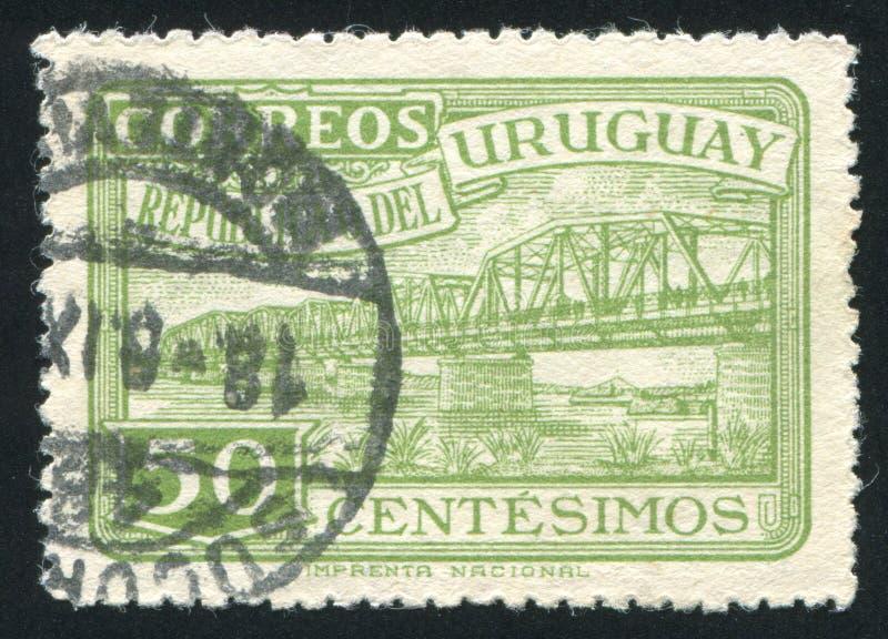 Rio de Santa Lucia imagem de stock royalty free