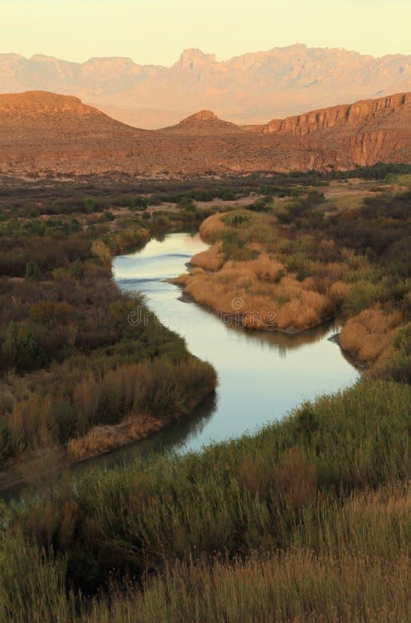 Rio Grande photo stock