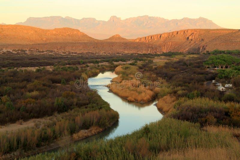 Rio Grande images libres de droits