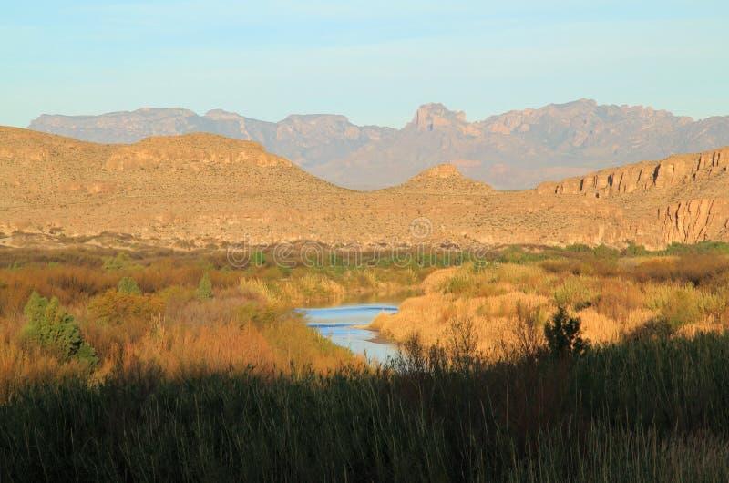 Rio Grande photos libres de droits