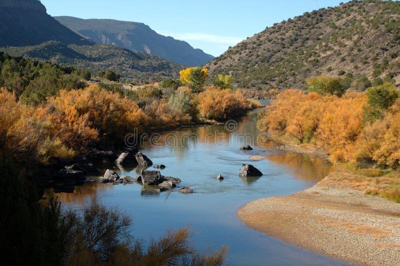 Rio Grande del Norte National Monument, New Mexico stock photo