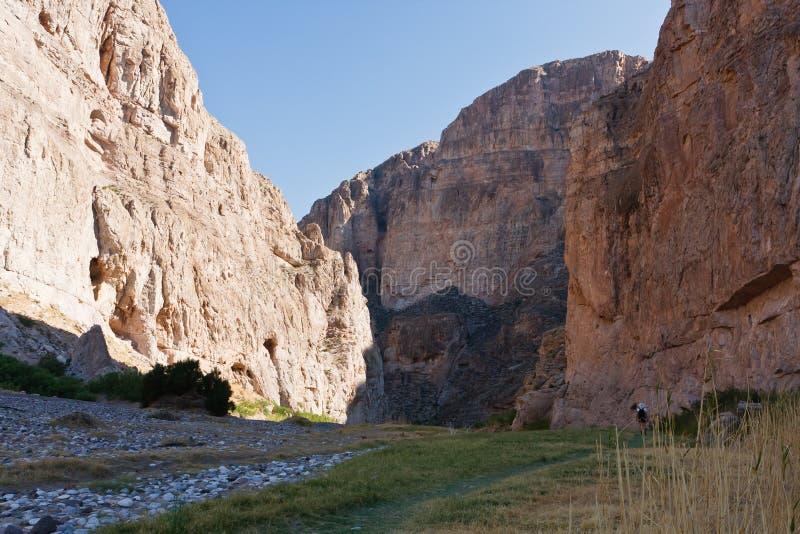 Rio Grande, le Texas photos stock