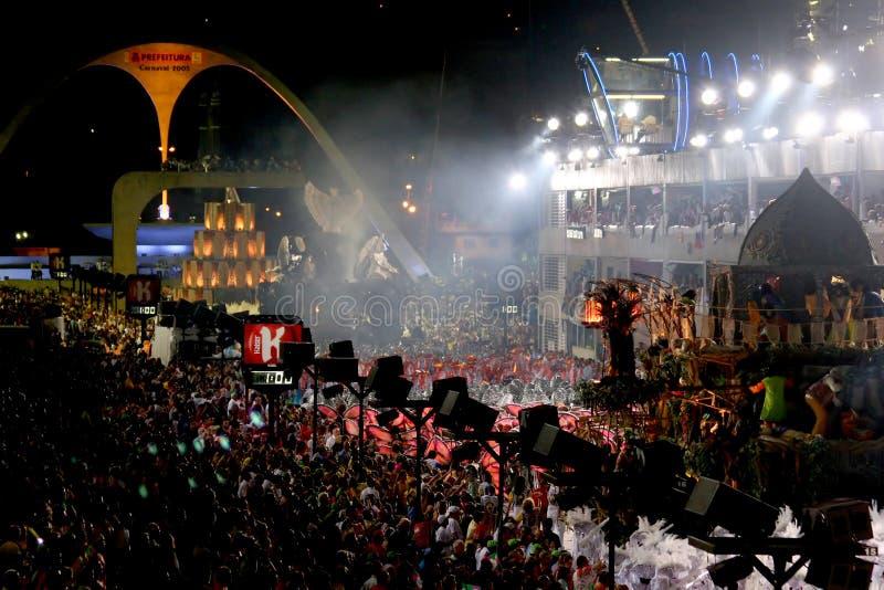 Rio karnawałowy zdjęcia royalty free