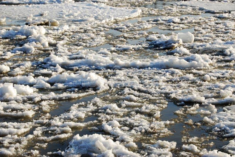 Rio norte de Saskatchewan fotos de stock