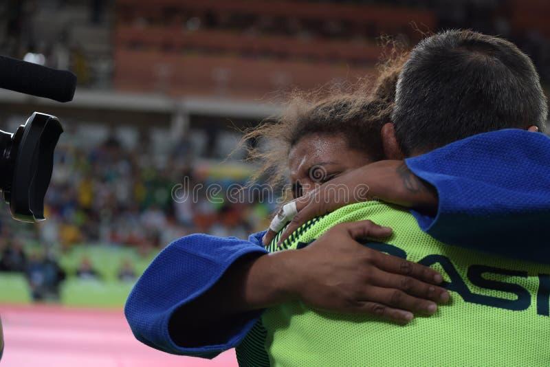 Rio 2016 Olympische Spelen stock afbeelding
