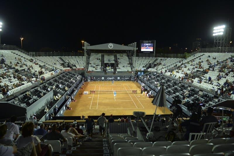Rio Open 2018 arkivfoton