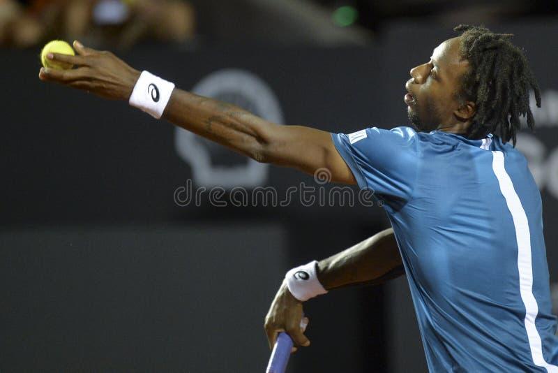 Rio Open 2018 arkivbilder