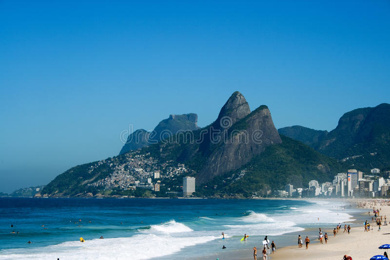 Rio Phisionomy 1 foto de stock