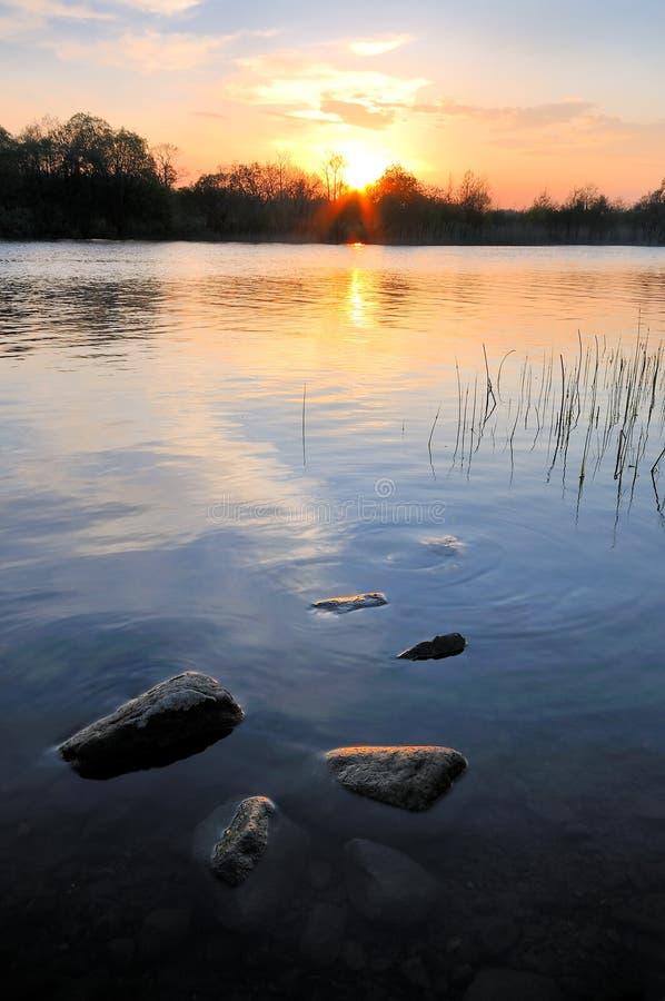 Rio Shannon imagens de stock royalty free