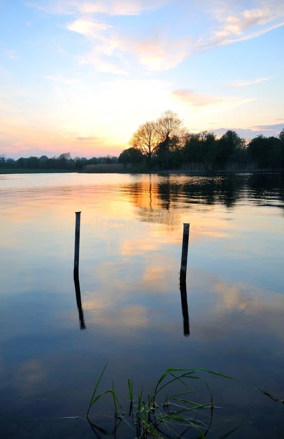 Rio Shannon imagens de stock