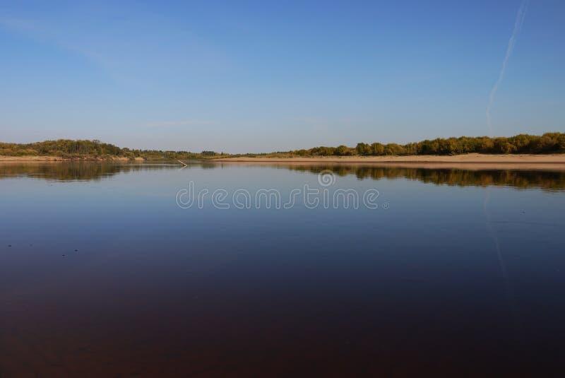 Rio Siberian fotos de stock