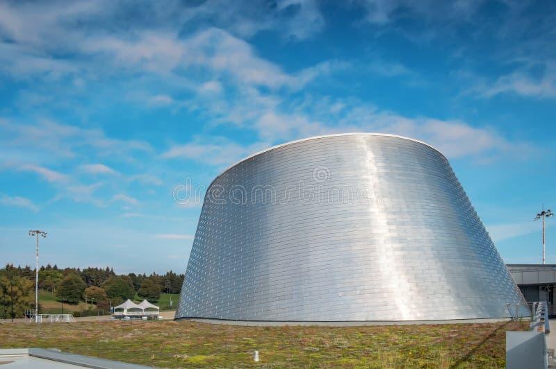 Rio Tinto Alcan Planetarium stockbild
