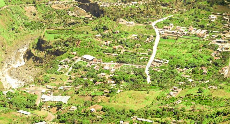 Rio Verde Aerial Shot royalty-vrije stock fotografie