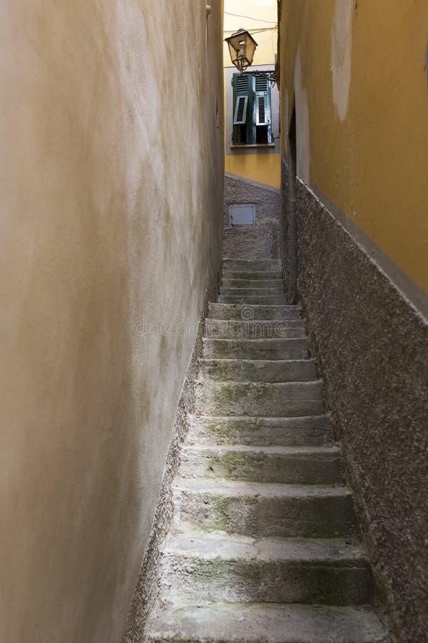 Riomaggiore, Cinque Terra, Ιταλία στοκ εικόνα με δικαίωμα ελεύθερης χρήσης