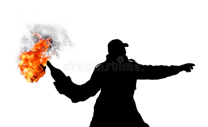 Riot stock images