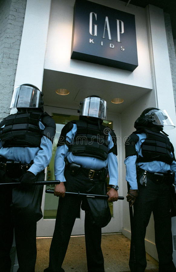 Download Riot Police editorial image. Image of arrest, justice - 13875485