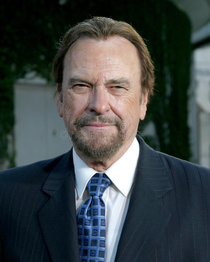 Rip Torn. Yours, Mine, and Ours Premiere ArcLight Theaters Los Angeles, CA November 20, 2005 royalty free stock photos