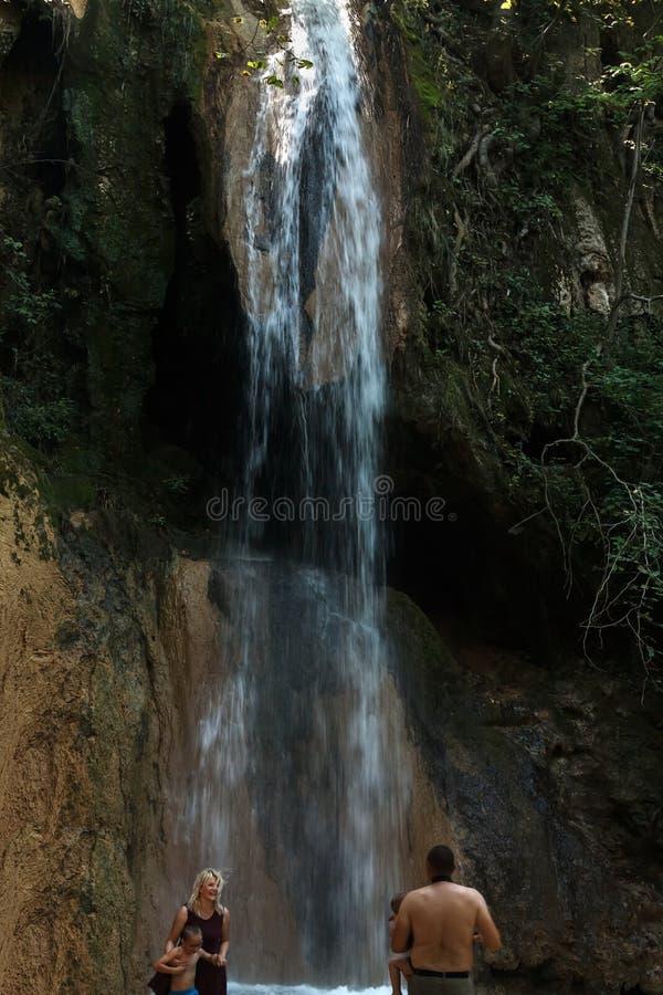 Free Ripaljka Waterfall, Sokobanja - Serbia Stock Photo - 194275680