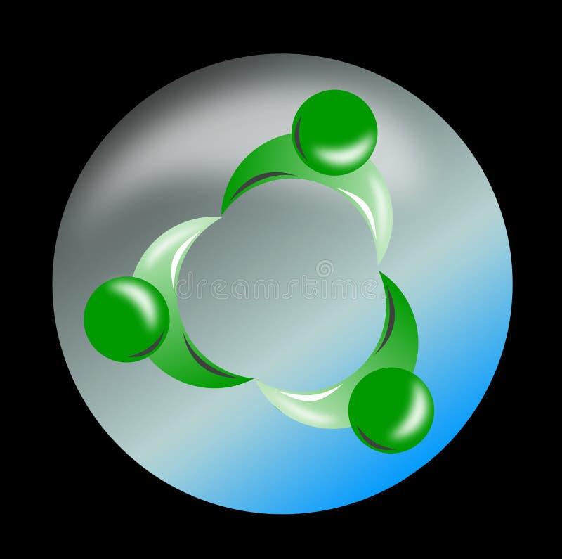 Download Riparta E Sychronize L'icona Illustrazione di Stock - Illustrazione di sincronizzi, riunione: 7318712