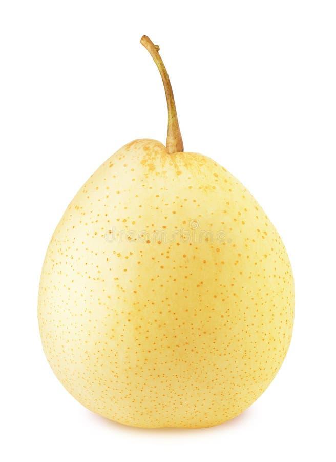 pear asian is When ripe an