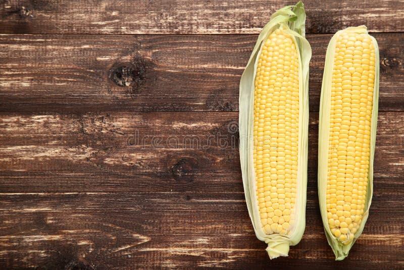 Ripe corn stock photos