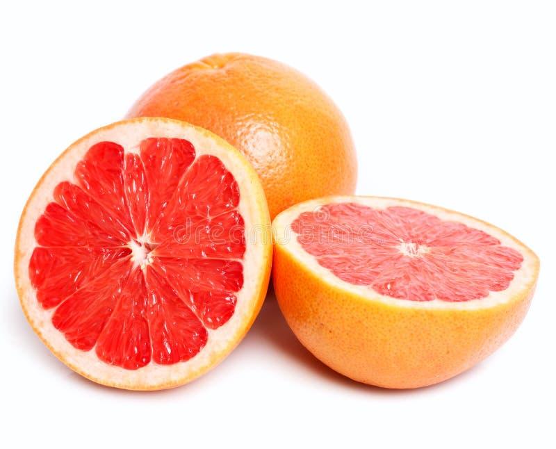 Ripe grapefruit royalty free stock photo