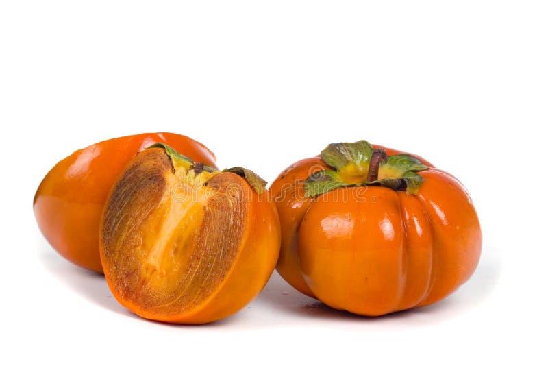 Download Ripe persimmons stock photo. Image of macro, closeup - 17333906
