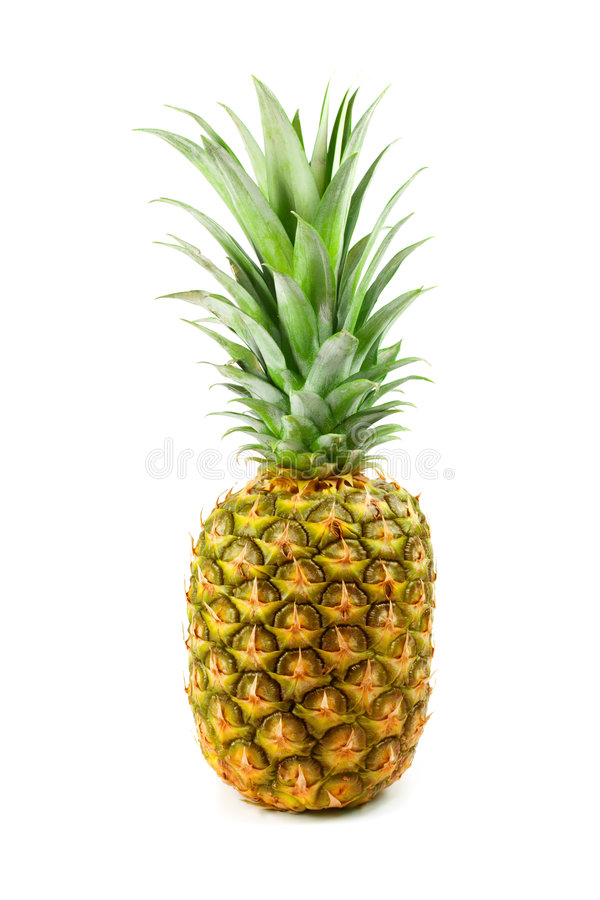Download Ripe Pinapple Royalty Free Stock Photo - Image: 5196085