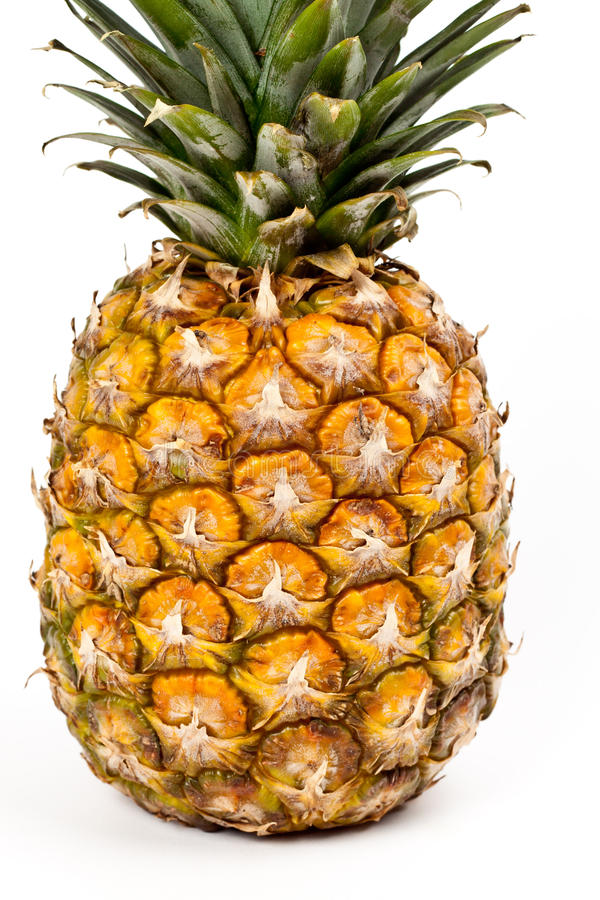 Download Ripe pineapple stock photo. Image of pineapple, freshness - 24548934