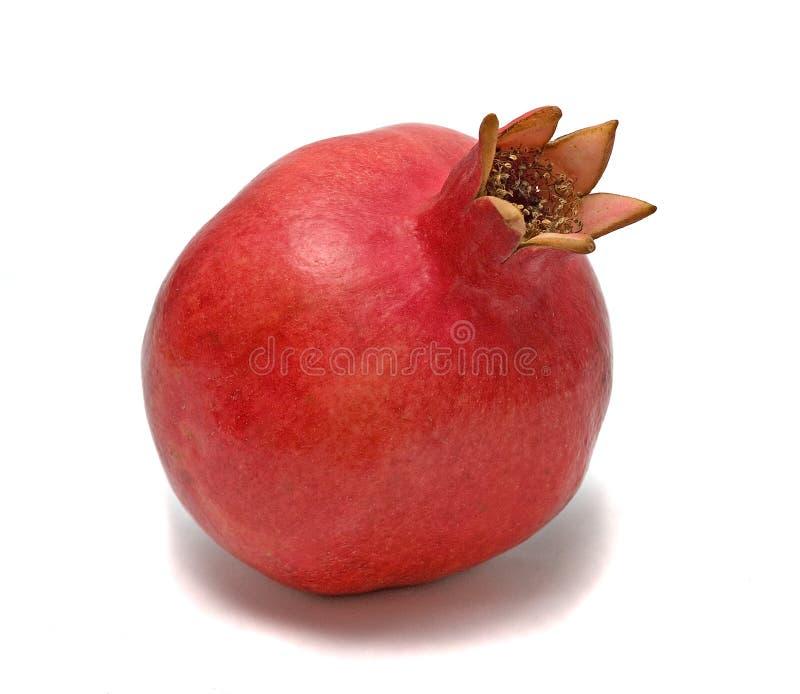 Ripe pomegranate royalty free stock photography