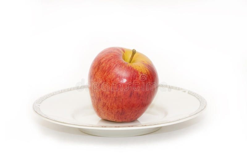 Download Ripe red apple stock photo. Image of refreshment, rclose - 10871050