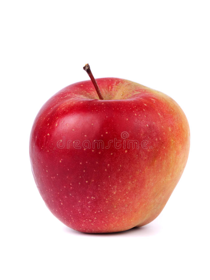 Download Ripe red apple stock image. Image of apple, healthy, closeup - 11193221