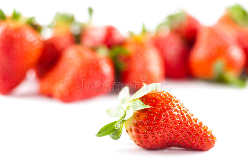 Download Ripe strawberries stock image. Image of dessert, breakfast - 23483449