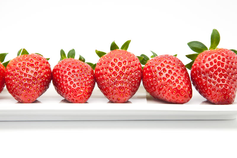 Download Ripe strawberries stock photo. Image of dessert, vintage - 23978230