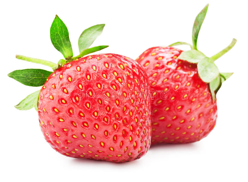 Download Ripe strawberries stock photo. Image of natural, object - 25141304
