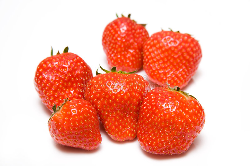 Download Ripe strawberries stock photo. Image of nutritional, nutritious - 5019338