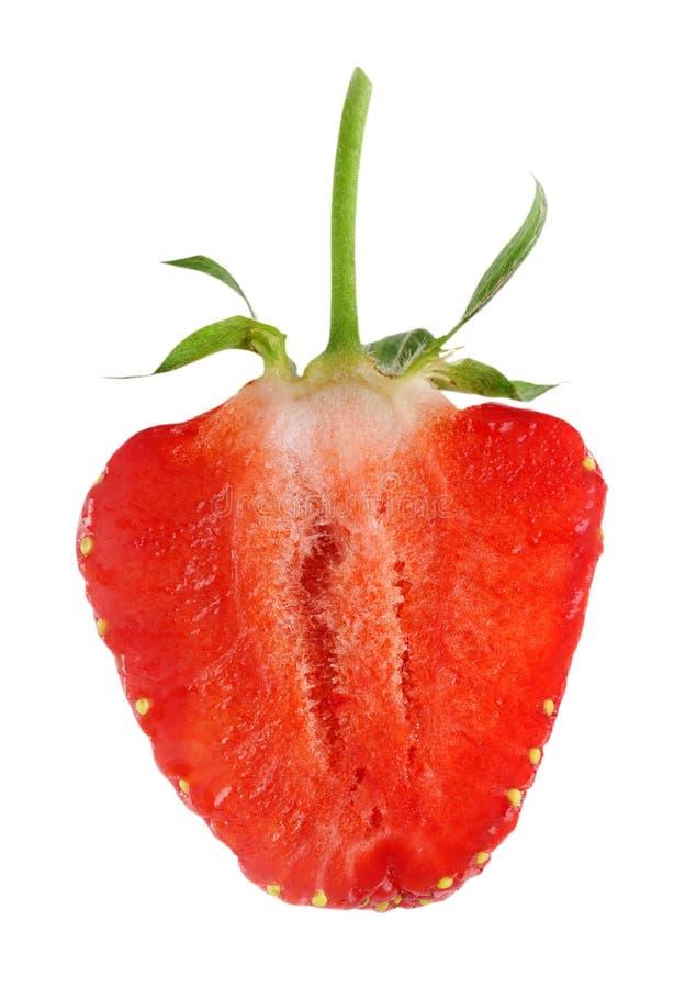 Download Ripe strawberry. stock image. Image of strawberry, refreshment - 26105457