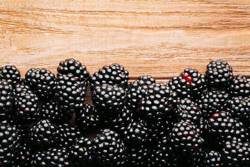 Sweet blackberries royalty free stock images