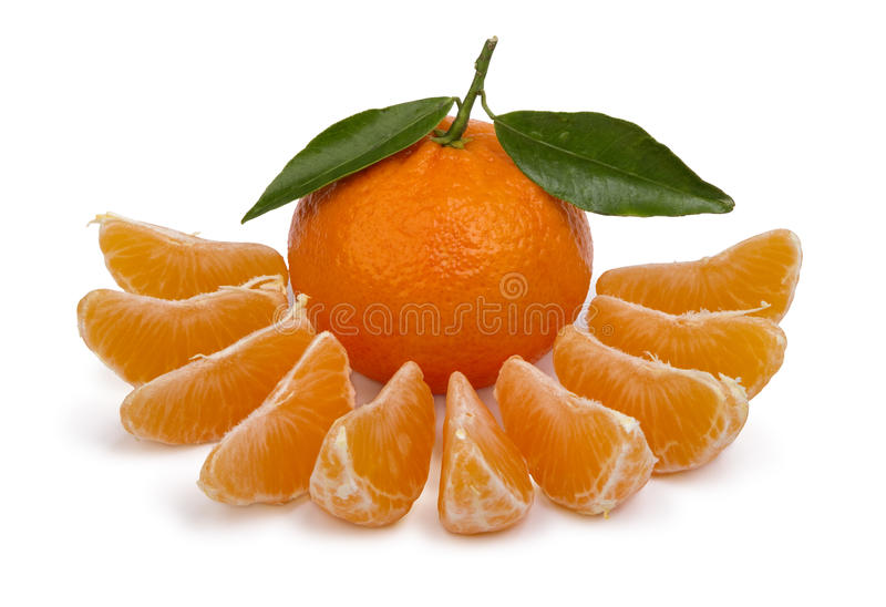 Download Ripe Tangerines Stock Images - Image: 18083094