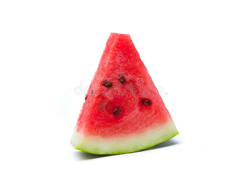 Ripe watermelon royalty free stock images