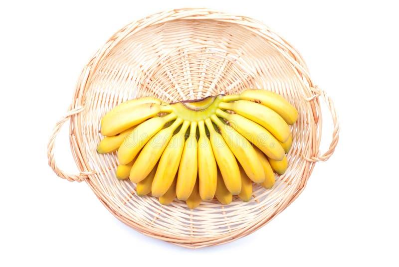 Food Bunch Of Bananas Fruit Mature Banana Yellow